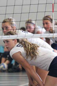 2012 Varsity Volleyball