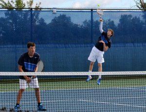 2012 Boys Varsity Tennis