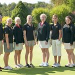 SC Girls Golf finishes 3rd at Northpointe Invitational