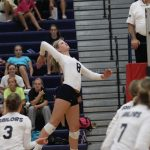 Sailor Varsity Volleyball Posts 2nd Place Finish at EK Classic
