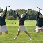 Sailor Girls Golf Dominates OK Gold by Winning Conference Tournament