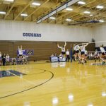 South Varsity Volleyball Rallies for 5-Set Win over Catholic Central