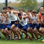 SCHS Cross Country team up and running
