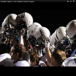 South Christian Sailors v. GR Catholic Central Cougars (video)