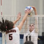South Varsity Volleyball Wraps Up OK-Gold Season In Second