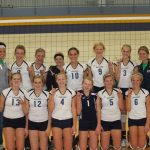 Golden Season for Freshman Volleyball