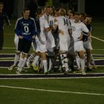 Sailors Soccer Team Moves on to Regional Finals