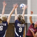 South Christian Volleyball Sees Abrupt End to 2012 Season