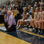 DeBruyn's Milestone highlights Girls Varsity Basketball's Impressive Win at Holland Christian