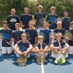 Great Opening Week for Boys Tennis