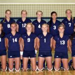 "JV Volleyball ""Perfect"" in Home Quad"
