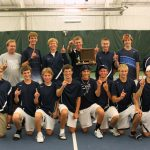 Twice as Nice – Boys Tennis Repeats as OK Gold Champs