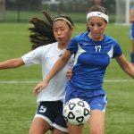 Girls Soccer vs. Hudsonville UPDATE