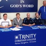 Kok Signs With Trinity