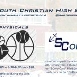 2016 Fall Sports Brochure