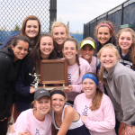 Sailor Tennis Wins Conference Championship, Clinches Conference Title