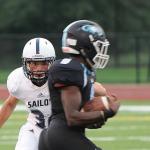 South Christian High School Varsity Football falls to G.R. Chr. High School 52-42