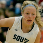 Mackenzie Selvius overcomes injury to help South Christian win district title