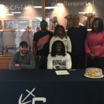 Williams signs with College of DuPage