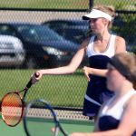 Sailors defeat NPC in Girls Tennis Dual