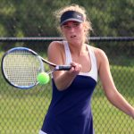 South Christian High School Girls Varsity Tennis finishes 4th place