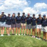 Sailor Girls Golf tops Caledonia