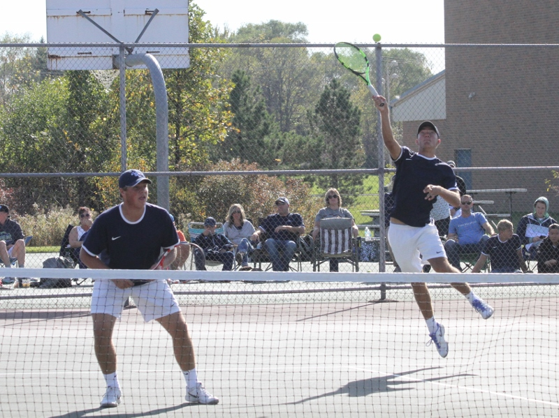 Sailor Tennis Finishes Best-Ever 6th at State Finals