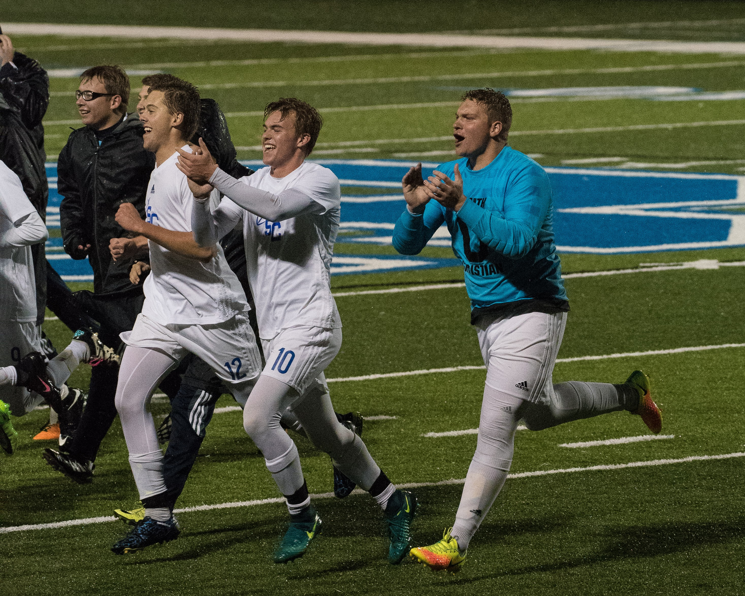 Boys Soccer players earn All-State awards