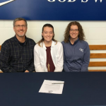Visser signs with Cornerstone