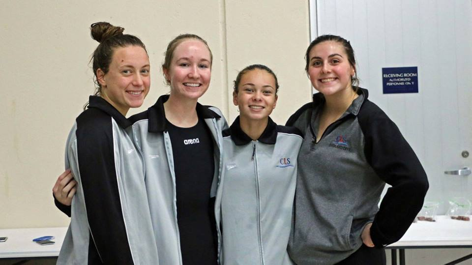CLS Swim team set for MHSAA State Finals