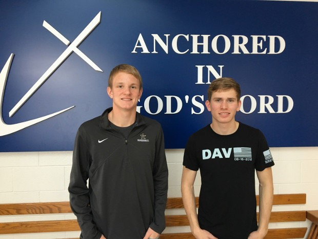 Senior project a passionate mission for South Christian duo