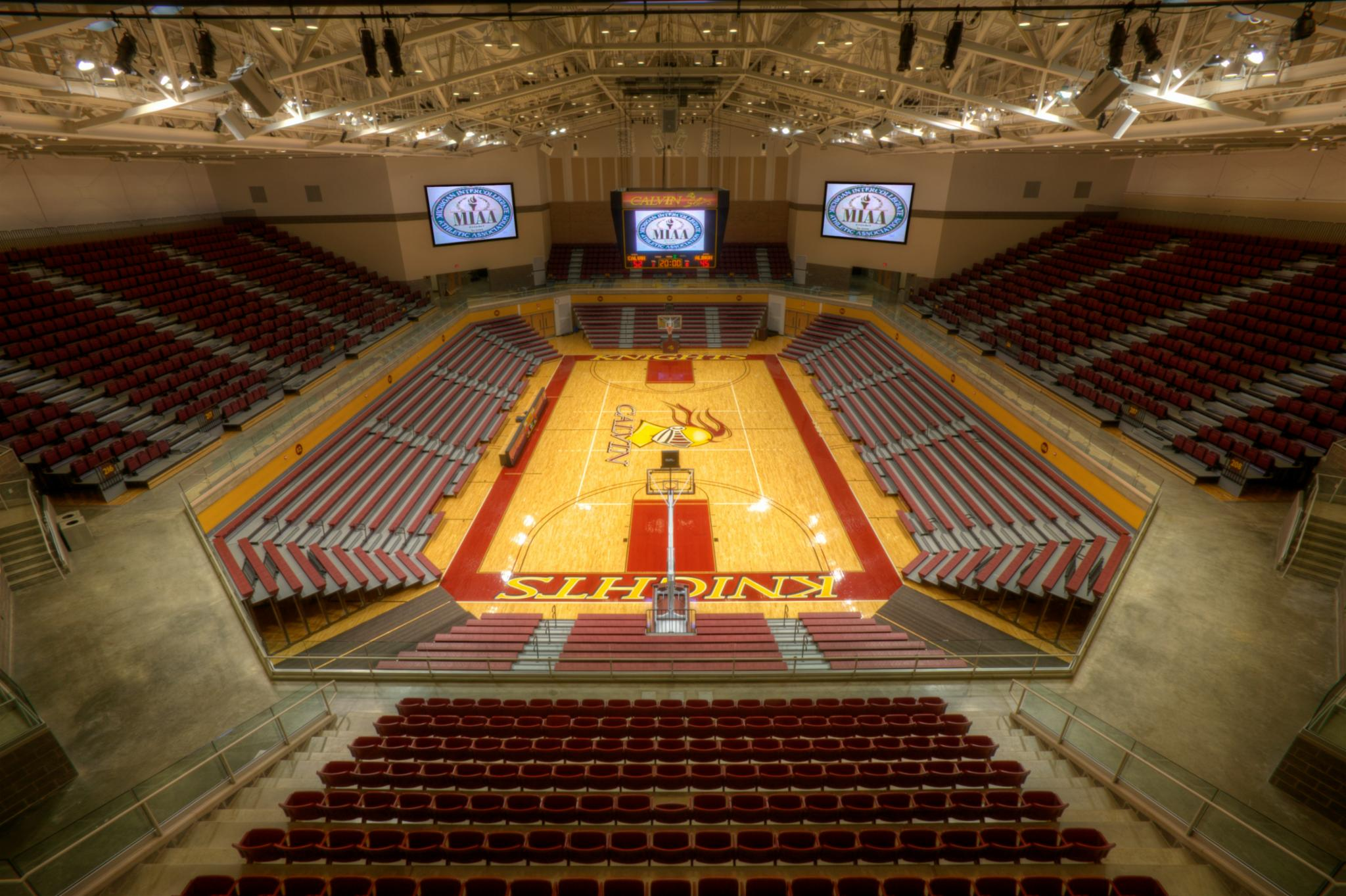 Covenant Christian Basketball date moved to Calvin College