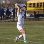 Girls Varsity Soccer beats East Grand Rapids 2 – 0