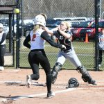 Sailors get back in action – drop a pair to Byron Center, 8-2 and 4-1