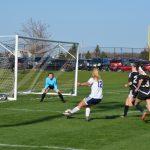 Girls Junior Varsity Soccer beats Wayland 8 – 0