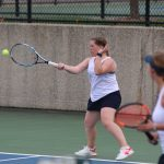 Tennis Post Season Awards for Kelley, Michmerhuizen and Samdal