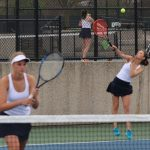 MHSAA Girls Tennis Regionals hosted by South Christian
