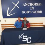 Pollatz signs with Aquinas