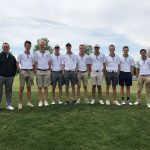 Boys Varsity Golf finishes 5th place at OK Gold Conference Tournament
