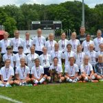 Throwback Post #17 – Girls Soccer captures 3rd State Championship for South Christian in 2012-13 (June 16, 2013)