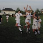 Girls Varsity Soccer beats Grand Rapids Christian 1 – 0