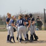Five Lady Sailors recognized with OK Gold Conference Honors