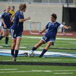 Girls Junior Varsity Soccer beats Grand Rapids Christian 4 – 2