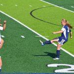 Girls Junior Varsity Soccer beats Forest Hills Eastern 2 – 0
