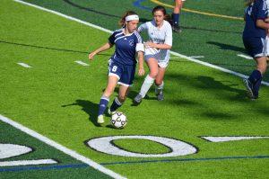 Girls JV Soccer v Forest Hills Eastern (5.24.18)