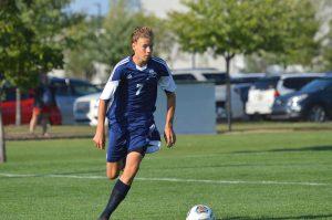 Boys JV Soccer vs. Calvin Christian, 8/22/18