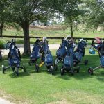Varsity Girls golfer falls to Caledonia