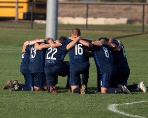 Boys Varsity Soccer vs. Calvin Christian – Photos