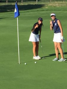 Varsity Girls Golf pictures at Railside Country Club September 4, 2018