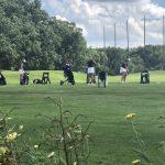 Varsity Girls Golf team wins first O.K. Gold Jamboree